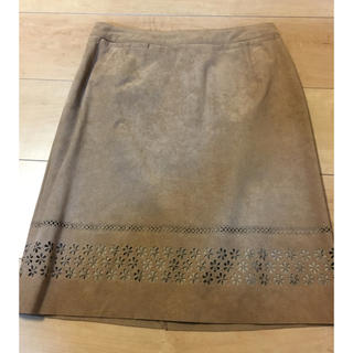 ロペ(ROPE)のロペ スカート(ひざ丈スカート)