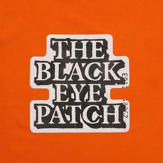 シュプリーム(Supreme)のブラックアイパッチ Tシャツ  ステッカー付き(Tシャツ/カットソー(半袖/袖なし))