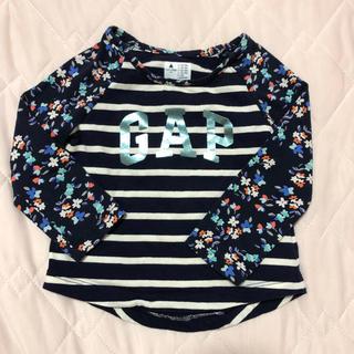 ベビーギャップ(babyGAP)のGAP ♡ ロンT ♡ ロゴT(Tシャツ)