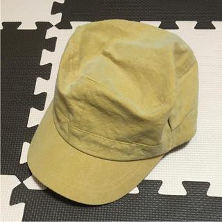 ビームス(BEAMS)のBEAMS ビームス  ワークキャップ 帽子 キャスケット 男女兼用(キャスケット)
