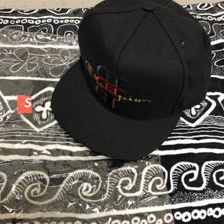 シュプリーム(Supreme)のsupreme×champion CAP 新品(キャップ)