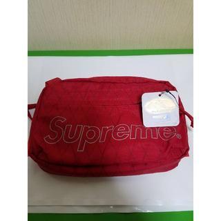 シュプリーム(Supreme)の18aw Red Supreme Shoulder Bag(ショルダーバッグ)