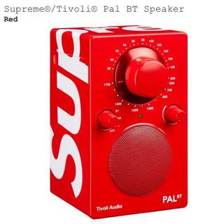 シュプリーム(Supreme)の送料込 Supreme Tivoli Pal BT Speaker スピーカー(その他)