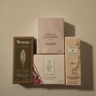 ロクシタン(L'OCCITANE)のロクシタン 香水 4点セット(香水(女性用))