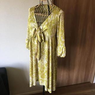 バーニーズニューヨーク(BARNEYS NEW YORK)のGina dress onlike rollin ワンピース(ひざ丈ワンピース)