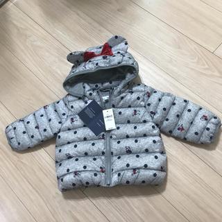 ベビーギャップ(babyGAP)の新品☆ ディズニー ミニー  アウター フード付き ジャンパー (ジャケット/コート)