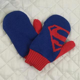 ベビーギャップ(babyGAP)のスーパーマン 手袋 ギャップ(手袋)
