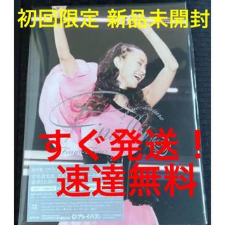 新品未開封☆安室奈美恵 Finally 福岡ドーム DVD5枚組 初回限定盤(ミュージック)