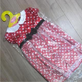 ディズニー(Disney)のミニー ドレス☆120☆ハロウィン(衣装一式)