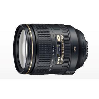 ニコン(Nikon)の新品・未使用!保証書付!AF-S NIKKOR 24-120mm f/4G ED(レンズ(ズーム))