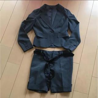 ニジュウサンク(23区)のハーフパンツスーツ(スーツ)