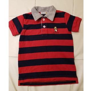 バーニーズニューヨーク(BARNEYS NEW YORK)の美品 バーニーズニューヨーク ポロシャツ 85~90(シャツ/カットソー)