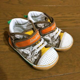 ダブルビー(DOUBLE.B)のミキハウス ダブルビー シューズ 靴 13.0(スニーカー)