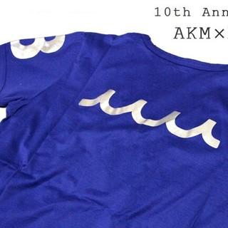 エイケイエム(AKM)の激レア★XL★MUTA ムータマリン(Tシャツ/カットソー(半袖/袖なし))