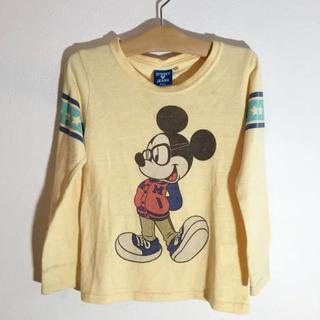 ディズニー(Disney)のDISNEY JEANS ミッキー 120 難あり(Tシャツ/カットソー)
