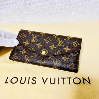 ルイヴィトン(LOUIS VUITTON)の431❤️超極美品❤️最新❤️ルイヴィトン❤️長財布❤️正規品鑑定済み❤️(財布)