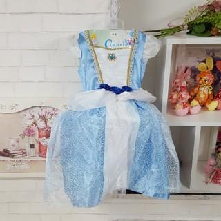 ディズニー(Disney)のハロウィン 子供用 仮装 コスプレ シンデレラ ドレス ディズニー(衣装)
