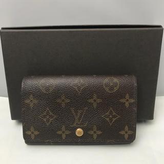 ルイヴィトン(LOUIS VUITTON)のLOUIS  VUITTON ルイヴィトン モノグラム  財布(財布)