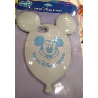 ディズニー(Disney)の❤️新商品❤️バルーン型iPhoneケース(青)⭐︎ディズニーリゾート限定⭐︎(iPhoneケース)