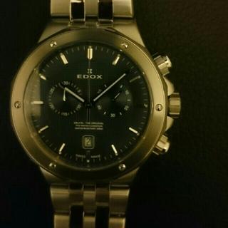 エドックス(EDOX)のEDOX 腕時計(腕時計(アナログ))