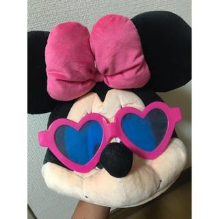 ディズニー(Disney)のdisneyland ミニーちゃんかぶりもの(カチューシャ)