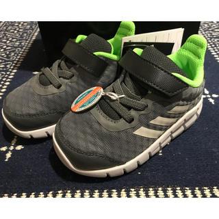 アディダス(adidas)の新品送込み アディダス 13.5cm キッズスニーカー グレー ナイキ イフミー(スニーカー)