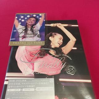 新品未開封初回限定盤☆安室奈美恵 福岡ヤフオクドーム DVD(ミュージック)