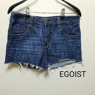 エゴイスト(EGOIST)のEGOIST ショートパンツ(ショートパンツ)