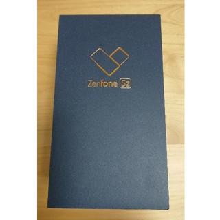 エイスース(ASUS)のブラウン様専用 Zenfone 5Z ブラック SIMフリー国内版 超美品 (スマートフォン本体)