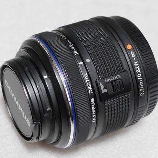 オリンパス(OLYMPUS)のオリンパス 14-42mm IIR 標準ズームレンズ 2型レンズ 3倍ズーム(レンズ(ズーム))