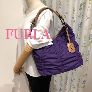 フルラ(Furla)の【美品】FURLA ワンショルダーバッグ(ショルダーバッグ)
