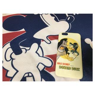 ディズニー(Disney)の📱 ディズニー ドナルド iPhoneケース ハードケース(iPhoneケース)