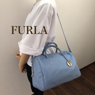 フルラ(Furla)の【極美品】FURLA アリッサ 2wayバッグ(ショルダーバッグ)