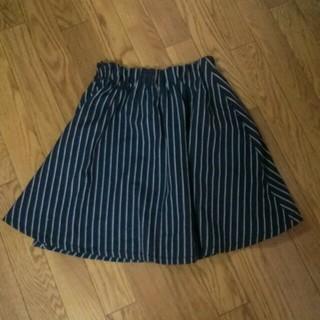 ローリーズファーム(LOWRYS FARM)のストライプ*スカート(ミニスカート)