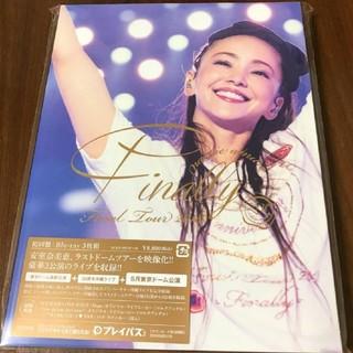 安室奈美恵 Finally 5月 東京ドーム Blu-ray 初回限定盤  (ミュージック)