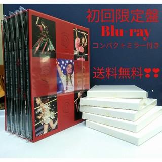 安室奈美恵 Finally Blu-ray 初回限定盤 コンパクトミラー5種付き(ミュージック)