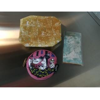 ムーミン ポーチ&コインケース&ポチ袋(その他)