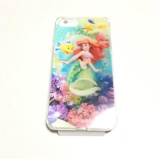 ディズニー(Disney)の《DISNEY リトル・マーメイド》【新品】 3D iPhone ケース(iPhoneケース)