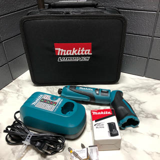 Makita - マキタ ペンインパクト  ドライバー7.2V TD021D