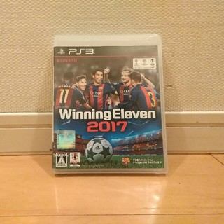 PS3 Winning Eleven2017