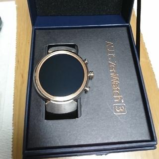ASUS ZenWatch 3 WI503Q シルバー/グレーベージュ(腕時計(デジタル))