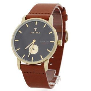 トリワ(TRIWA)の新品 トリワ メンズ 腕時計 FAST104-CL010217 レザーベルト(腕時計(アナログ))