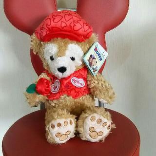 ディズニー(Disney)のWDW 【バレンタイン☆ダッフィー2012】 海外ディズニー(ぬいぐるみ)