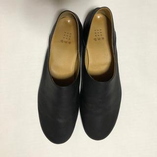 que shoes(スリッポン/モカシン)