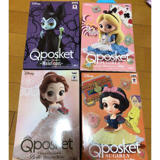 ディズニー(Disney)のQposket まとめ売り(キャラクターグッズ)
