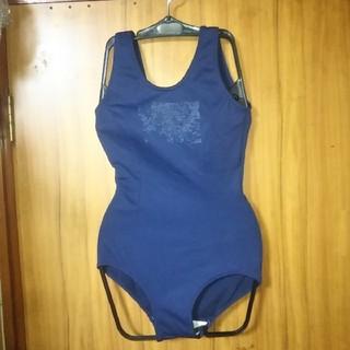 イオン(AEON)のイオン・紺色のスクール水着 サイズ150 (203)(水着)