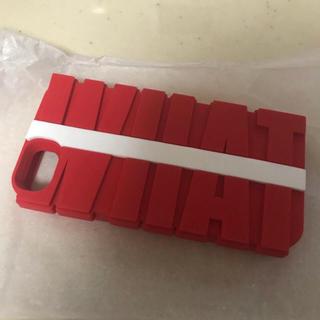 IMIM iPhoneケース赤