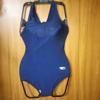 SUPERIOR NIND 紺色のスクール水着 サイズ150 日本製(204)(水着)