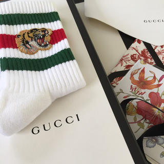 Gucci - GUCCI レッグウェア 靴下
