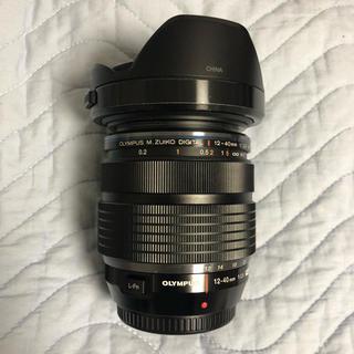 オリンパス(OLYMPUS)のM.ZUIKO ED 12-40mmF2.8 PRO(レンズ(ズーム))